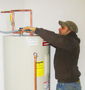 water heater repair and replacement is a yorba linda specialty